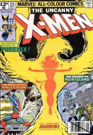 Uncanny X-Men (1963-2011)#125C