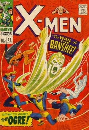 Uncanny X-Men (1963-2011)#28B