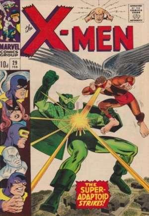 Uncanny X-Men (1963-2011)#29B