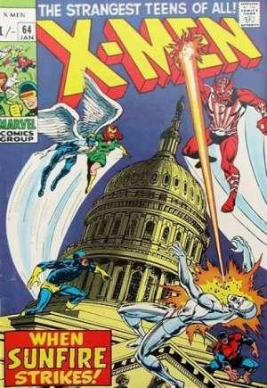 Uncanny X-Men (1963-2011)#64B