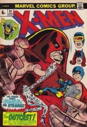 Uncanny X-Men (1963-2011)#81B