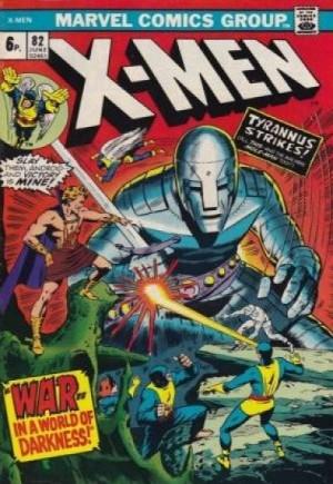 Uncanny X-Men (1963-2011)#82B