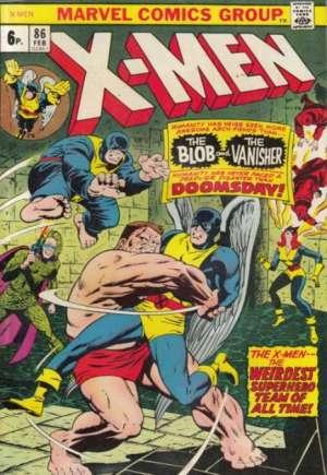 Uncanny X-Men (1963-2011)#86B