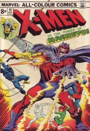 Uncanny X-Men (1963-2011)#91B