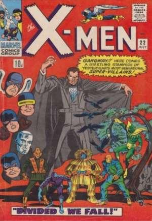 Uncanny X-Men (1963-2011)#22B