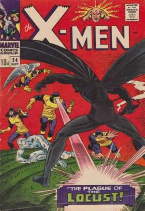 Uncanny X-Men (1963-2011)#24B