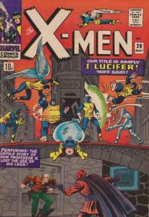 Uncanny X-Men (1963-2011)#20B