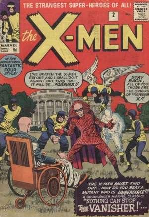Uncanny X-Men (1963-2011)#2B