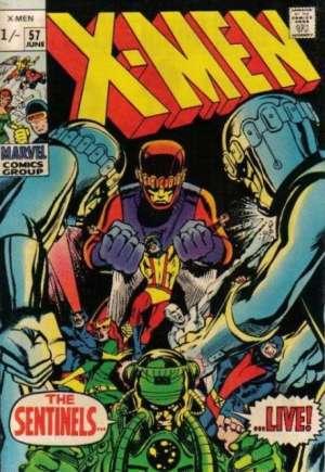 Uncanny X-Men (1963-2011)#57B