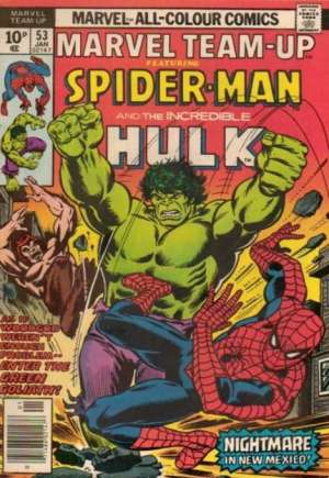 Marvel Team-Up (1972-1985)#53B