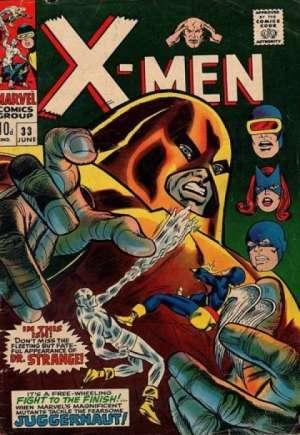 Uncanny X-Men (1963-2011)#33B