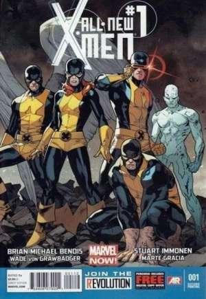 All-New X-Men (2013-2015)#1N