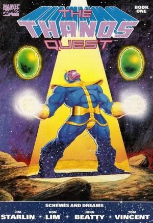 Thanos Quest (1990)#1B