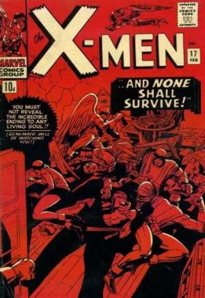 Uncanny X-Men (1963-2011)#17B