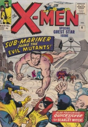 Uncanny X-Men (1963-2011)#6B