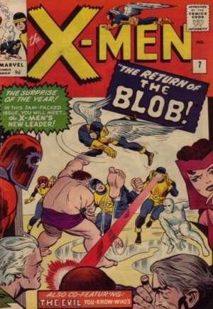 Uncanny X-Men (1963-2011)#7B