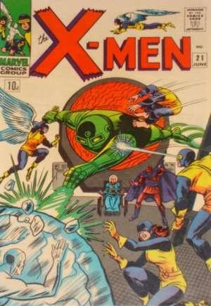 Uncanny X-Men (1963-2011)#21B