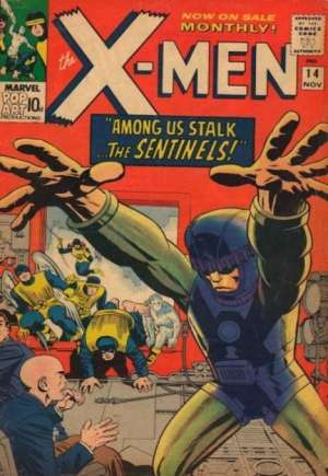 Uncanny X-Men (1963-2011)#14B