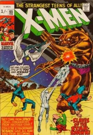 Uncanny X-Men (1963-2011)#65B