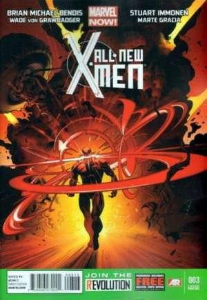 All-New X-Men (2013-2015)#3D