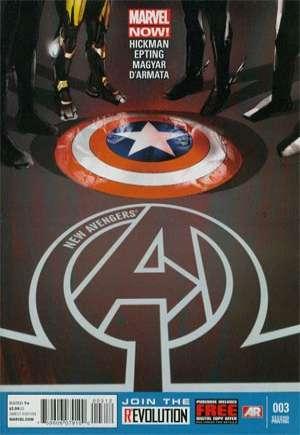 New Avengers (2013-2015)#3C