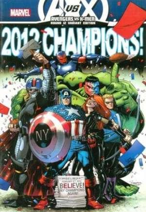 Avengers vs. X-Men (2012)#12I