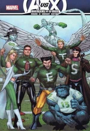 Avengers vs. X-Men (2012)#12J