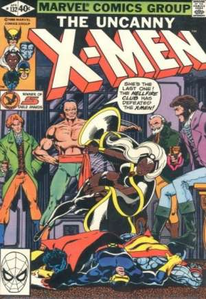 Uncanny X-Men (1963-2011)#132B