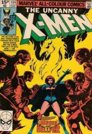 Uncanny X-Men (1963-2011)#134C