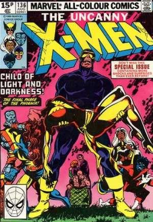 Uncanny X-Men (1963-2011)#136C