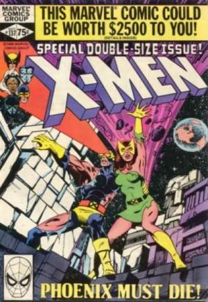Uncanny X-Men (1963-2011)#137B