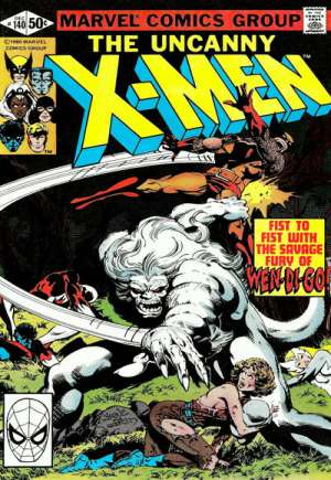 Uncanny X-Men (1963-2011)#140B