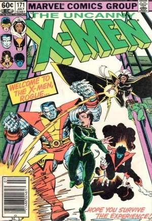 Uncanny X-Men (1963-2011)#171A