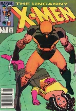 Uncanny X-Men (1963-2011)#177A