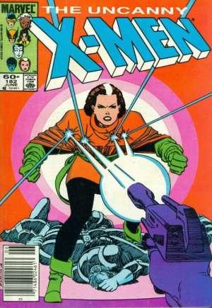 Uncanny X-Men (1963-2011)#182A