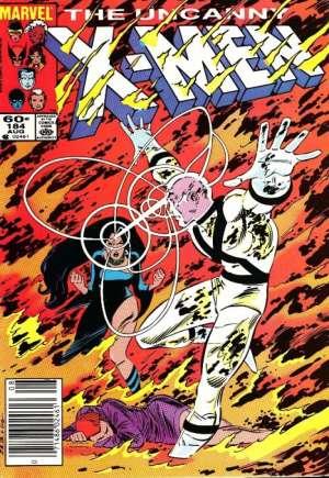 Uncanny X-Men (1963-2011)#184A