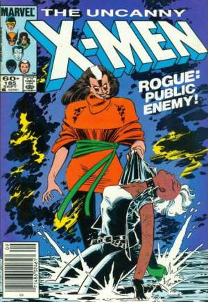 Uncanny X-Men (1963-2011)#185A