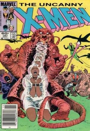 Uncanny X-Men (1963-2011)#187A