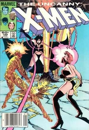 Uncanny X-Men (1963-2011)#189A