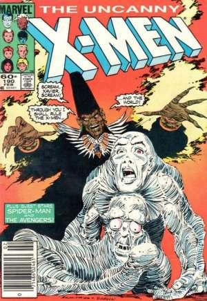 Uncanny X-Men (1963-2011)#190A