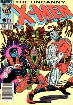 Uncanny X-Men (1963-2011)#192A