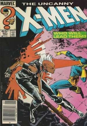Uncanny X-Men (1963-2011)#201A