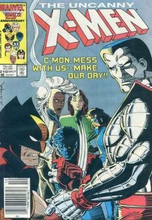 Uncanny X-Men (1963-2011)#210A