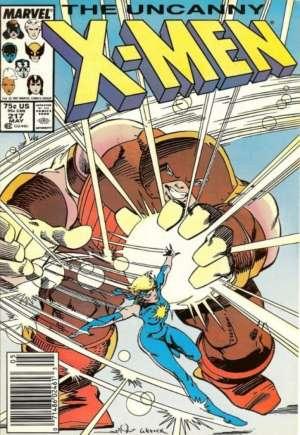 Uncanny X-Men (1963-2011)#217A