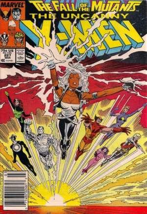 Uncanny X-Men (1963-2011)#227A