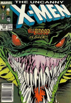 Uncanny X-Men (1963-2011)#232A