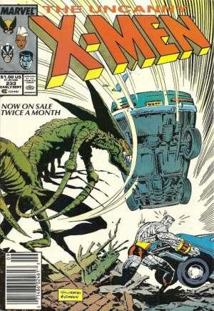 Uncanny X-Men (1963-2011)#233A