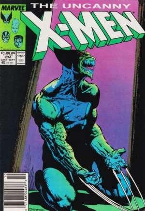 Uncanny X-Men (1963-2011)#234A