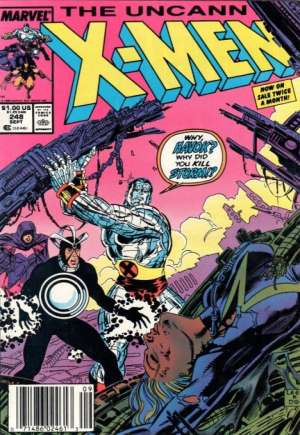 Uncanny X-Men (1963-2011)#248A