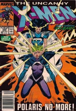 Uncanny X-Men (1963-2011)#250A